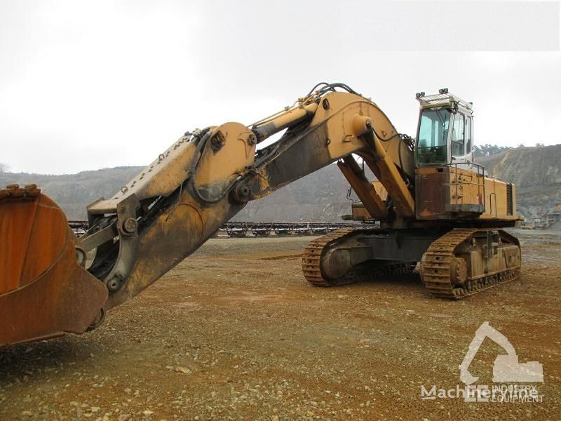 LIEBHERR R 974 BS HD LITRONIC tracked excavator