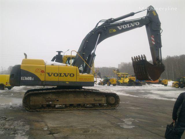 VOLVO EC360B LC tracked excavator