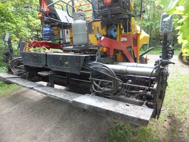 DYNAPAC F8-4W wheel asphalt paver