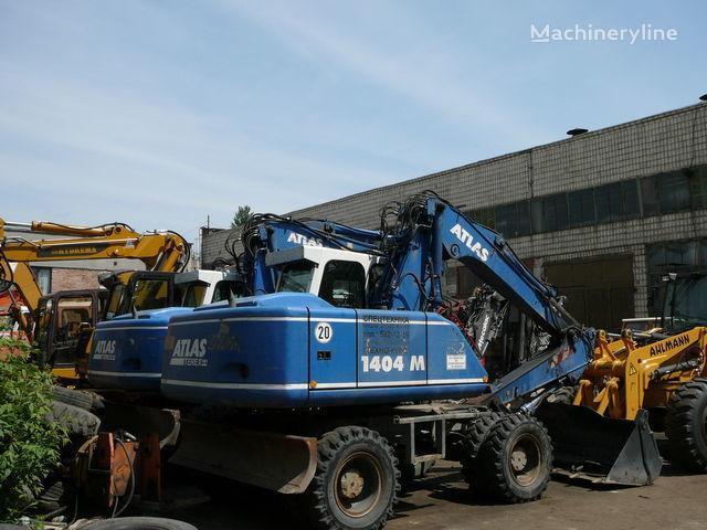 ATLAS 1404 wheel excavator