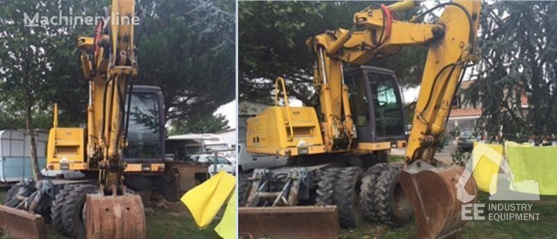 FURUKAWA 725 LS wheel excavator
