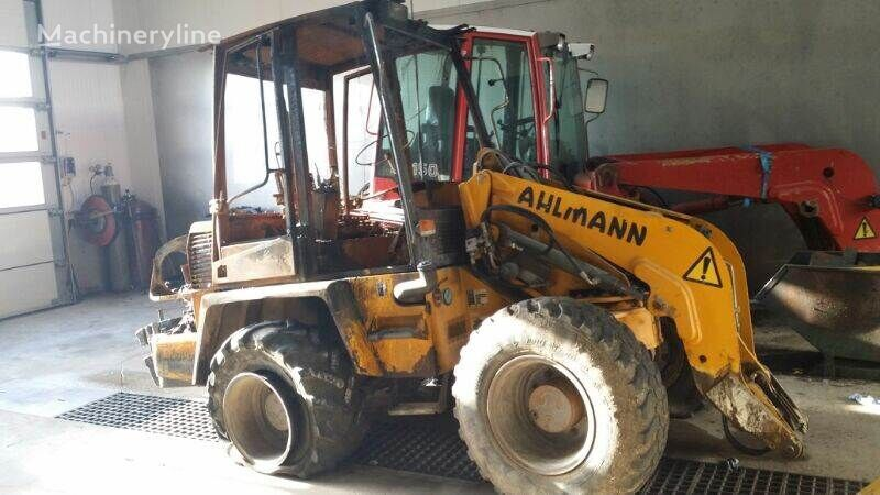 AHLMANN AS50 wheel loader