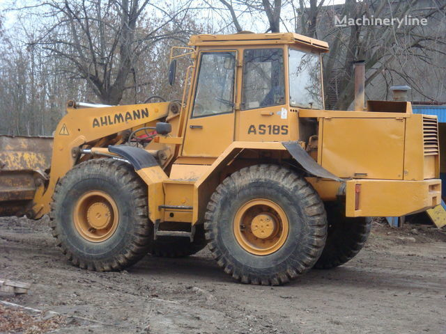 AHLMANN AZ18 wheel loader