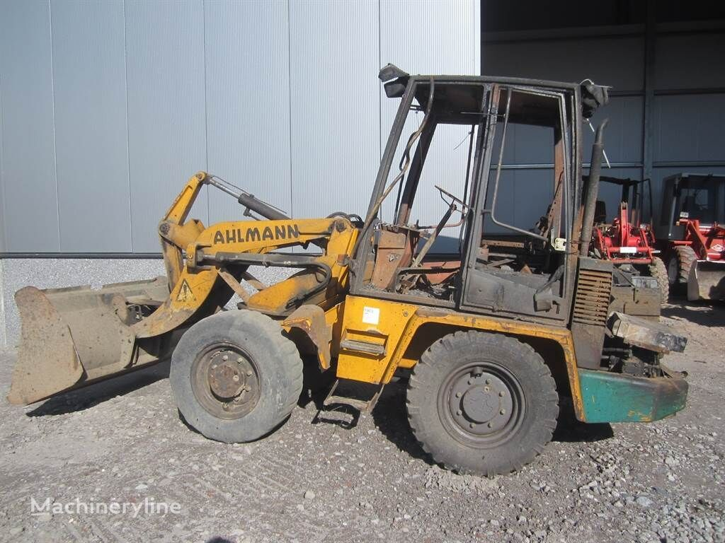 AHLMANN AZ45 (Brandschade) wheel loader