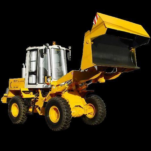 new AMCODOR 325 wheel loader