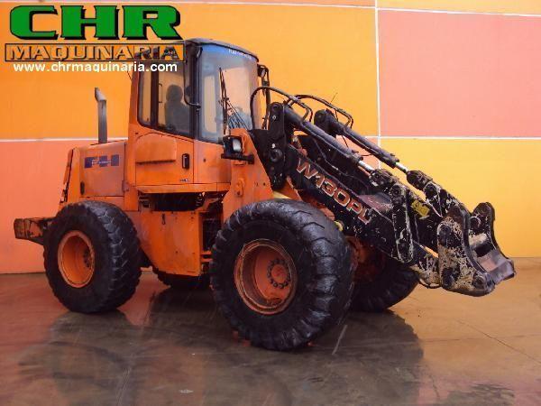 FIAT-HITACHI W130PL wheel loader