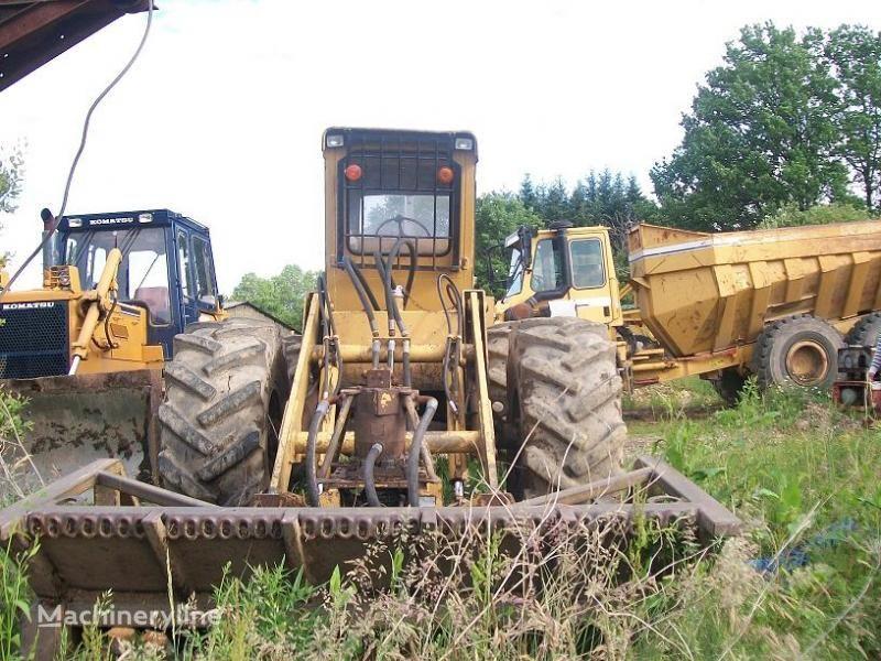 HYDRO AX 520 wheel loader