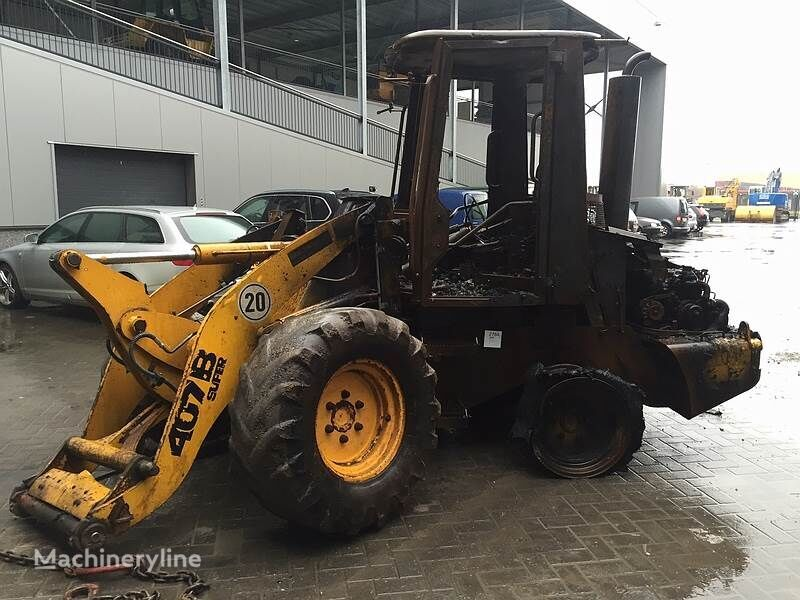 JCB 407BZX (For Parts) wheel loader