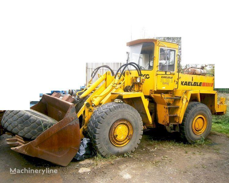 KAELBLE SL 20B wheel loader