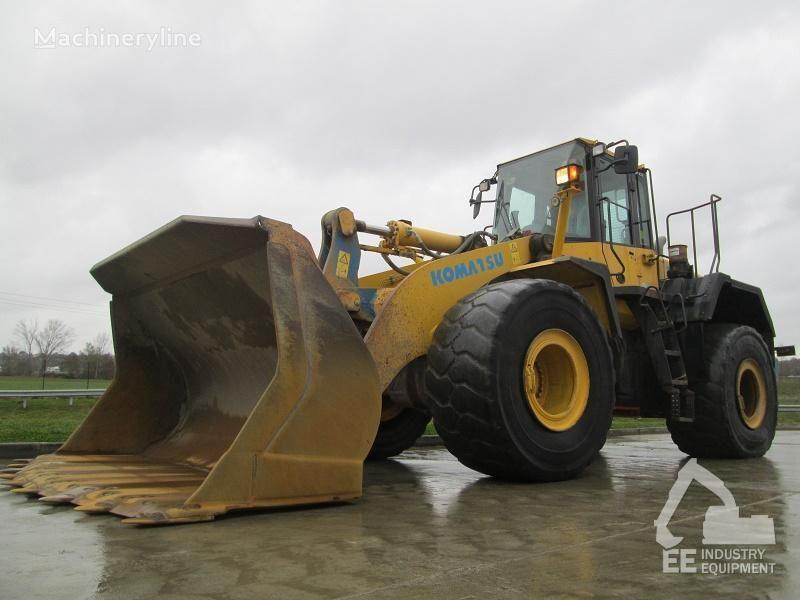 KOMATSU WA 470 H-6 wheel loader