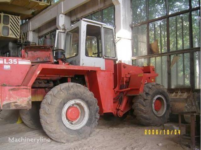 O&K L35 wheel loader