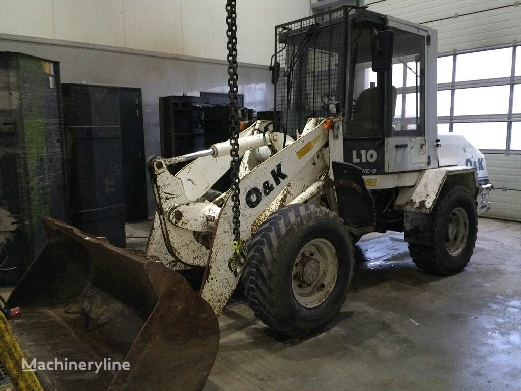 O&K O & K L10B wheel loader