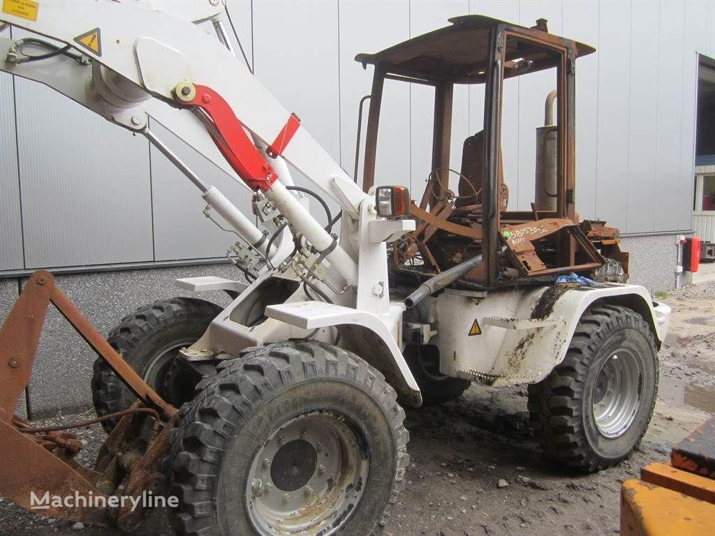 VOLVO L30B (Brandschade) wheel loader