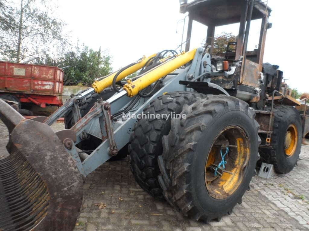 WERKLUST WG35D (Brandschade) wheel loader