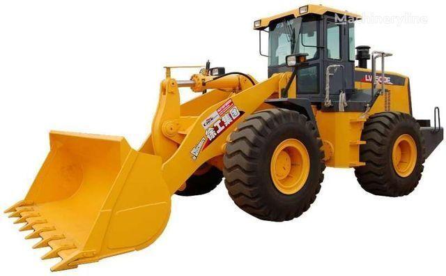 XCMG LW500F wheel loader