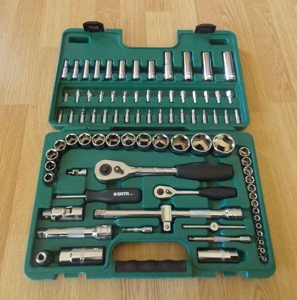 Zestaw Nasadek 86 automotive tool