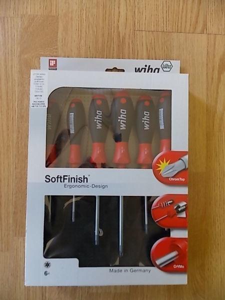WIHA 07155 Zestaw wkrętaków SoftFinish TORX 6cz automotive tool