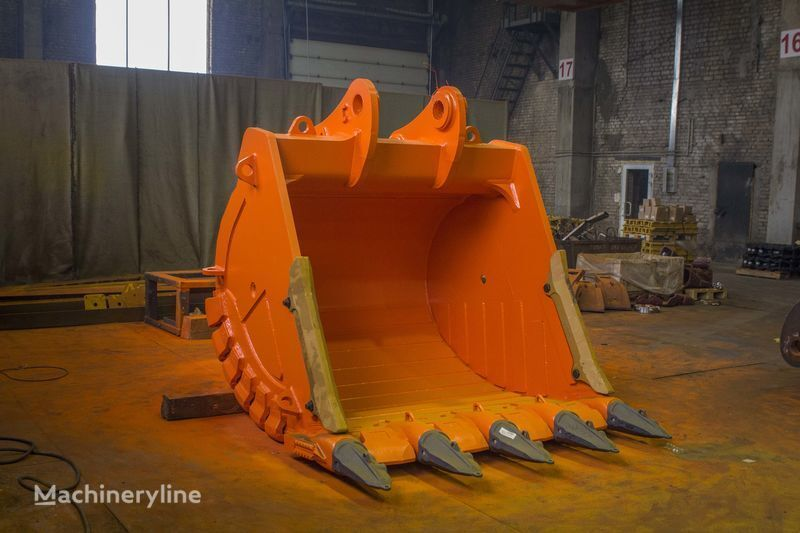 new DOOSAN digger bucket