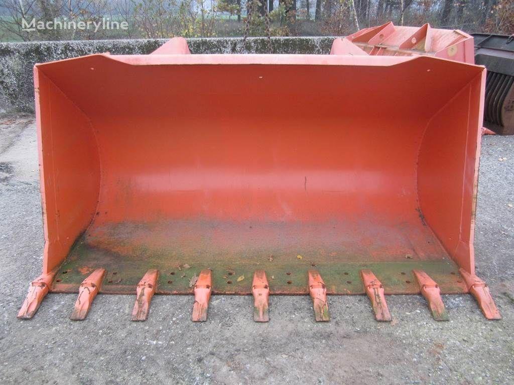 new DOOSAN 2,50 mtr front loader bucket