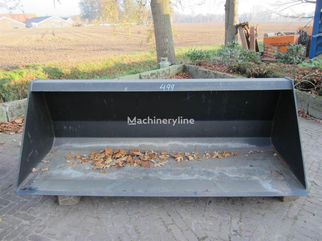 new Onbekend Dichte bak nieuw 2,20 mtr front loader bucket