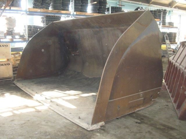 Light material bucket for coal front loader bucket