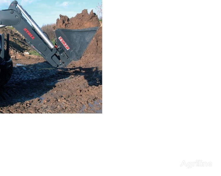 new STOLL  FZ 10 front loader