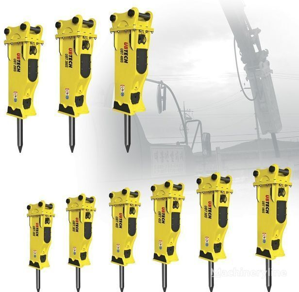 new hydraulic breaker