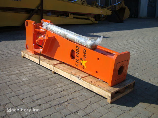 STAR Hammer SH 1402 hydraulic breaker