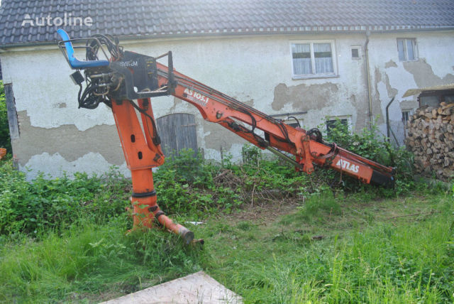 ATLAS 105.1 ( LESNOY ) loader crane