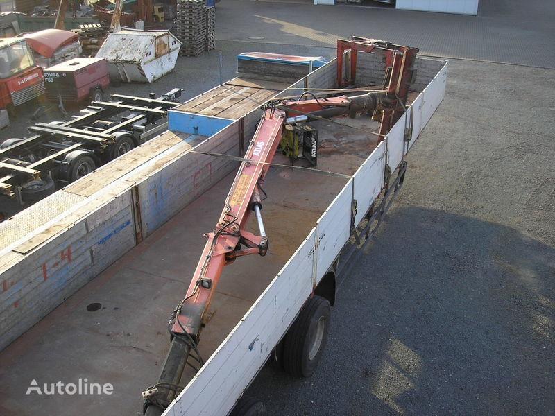 ATLAS 3500 C loader crane