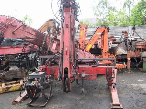 HDS HMF loader crane