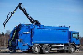 HIAB 3600 XG loader crane