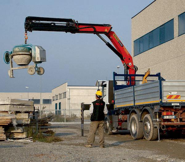 new PALFINGER PK 18500 Perfomance loader crane