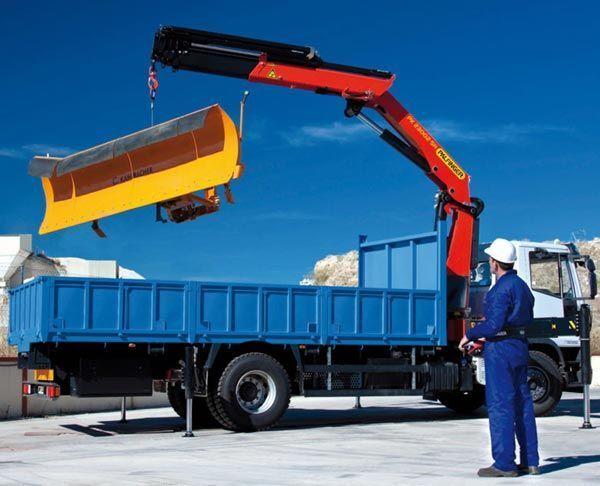 new PALFINGER PK 23002-SH High Perfomance loader crane