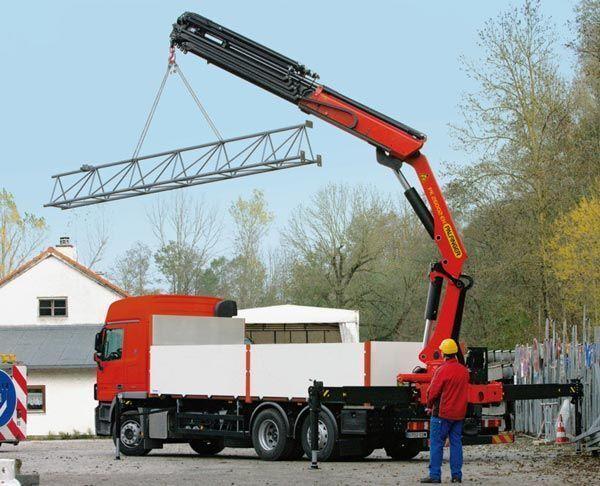 new PALFINGER PK 26002-EH High Perfomance loader crane