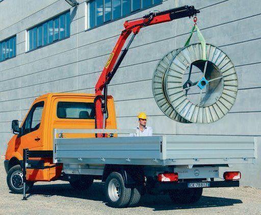 new PALFINGER PK 2900 Perfomance loader crane