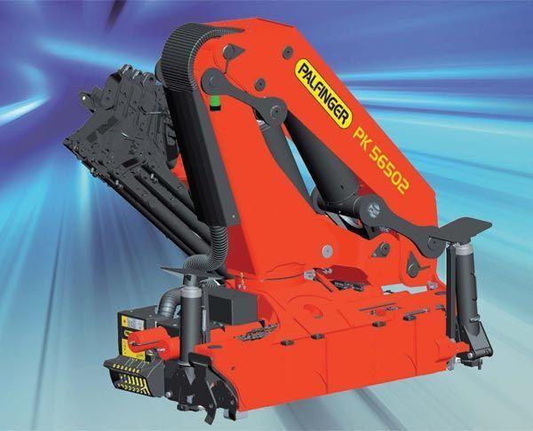 new PALFINGER PK 56502 serii High Perfomance loader crane