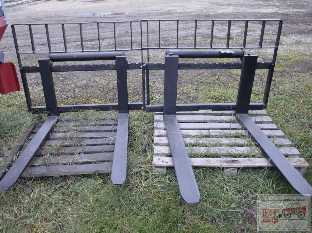 new MANITOU pallet fork
