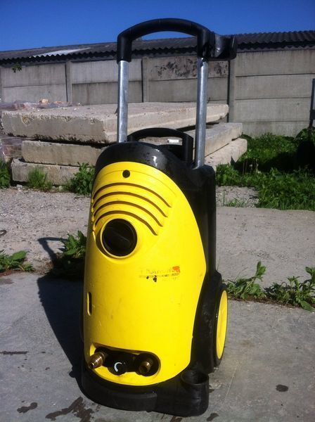 KÄRCHER HD 6-13C pressure washer
