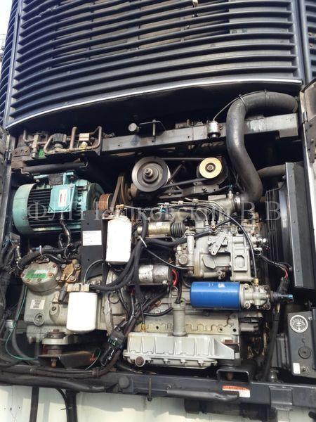 CARRIER b/u refrigeration unit