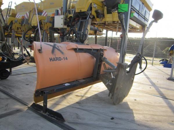 NIDO SNF 433-EPZ snow plough