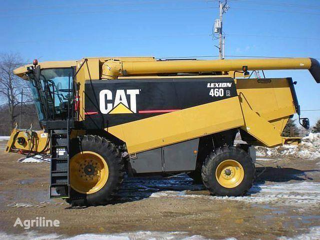 CATERPILLAR 460 LEXION combine-harvester