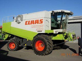 CLAAS 480 LEXION combine-harvester