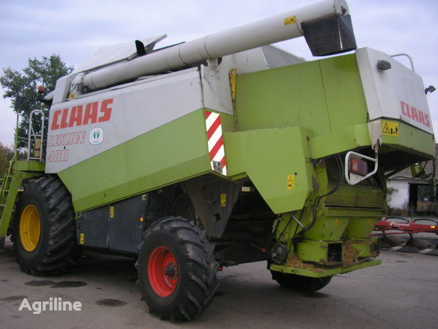 CLAAS LEXION 480 combine-harvester