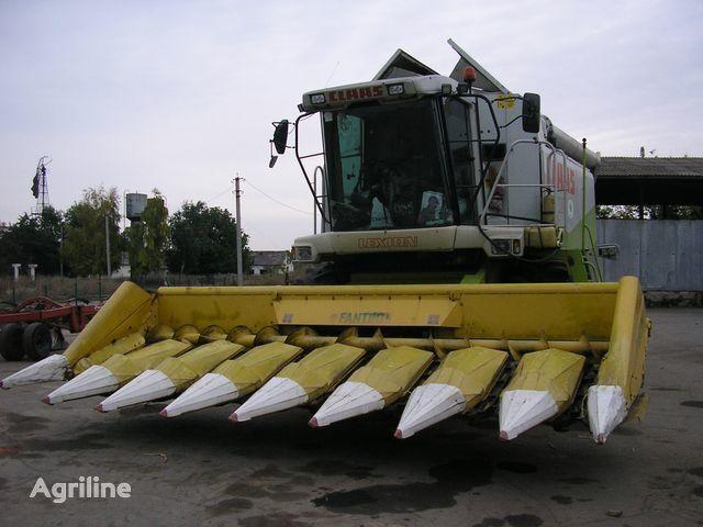 CLAAS LEXION 480 (bez probega po Ukraine) combine-harvester