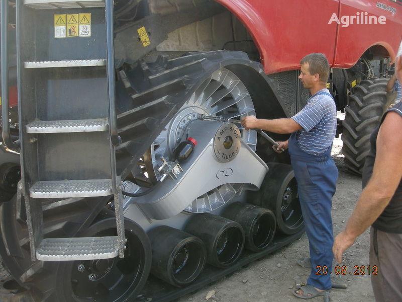 new CLAAS rezinovye gusenicy dlya kombaynov i traktorov. combine-harvester