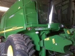 JOHN DEERE 9880 STS combine-harvester