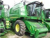 JOHN DEERE T 660 combine-harvester