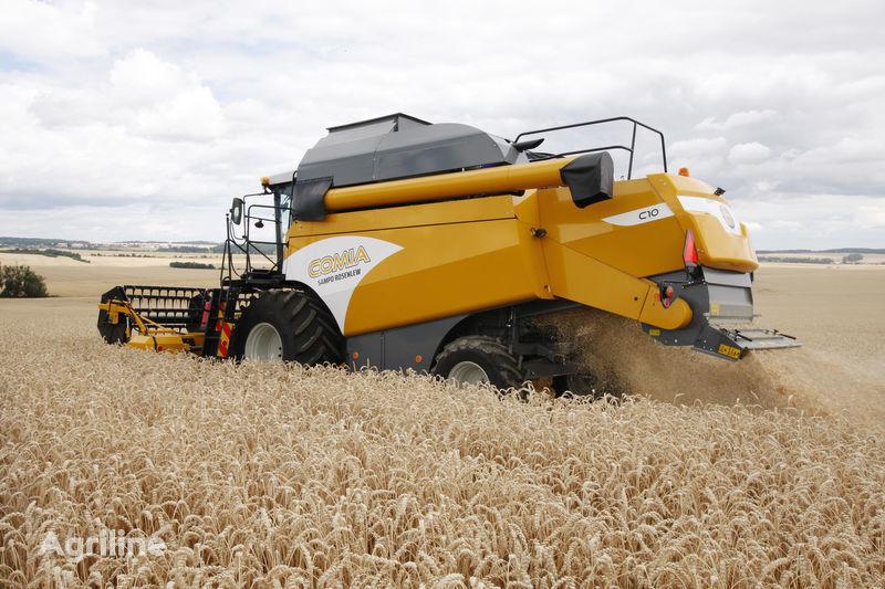 SAMPO Rosenlew Comia C10 combine-harvester