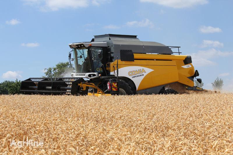SAMPO Rosenlew Comia C12 combine-harvester